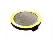 Powakaddy C2/C2i Upper Joint Cap with Yellow Print (01157)